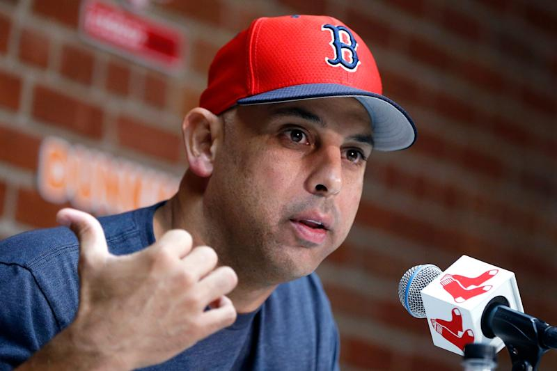 Alex Cora had a successful, yet short and scandal-tinged, tenure with the Boston Red Sox. The Tigers are at least considering him to replace Ron Gardenhire at manager.
