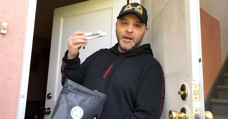 Comedian Brian Redban says the pre-rolls are his favorite