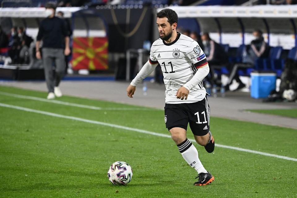 Amin Younes (Photo by INA FASSBENDER/AFP via Getty Images)
