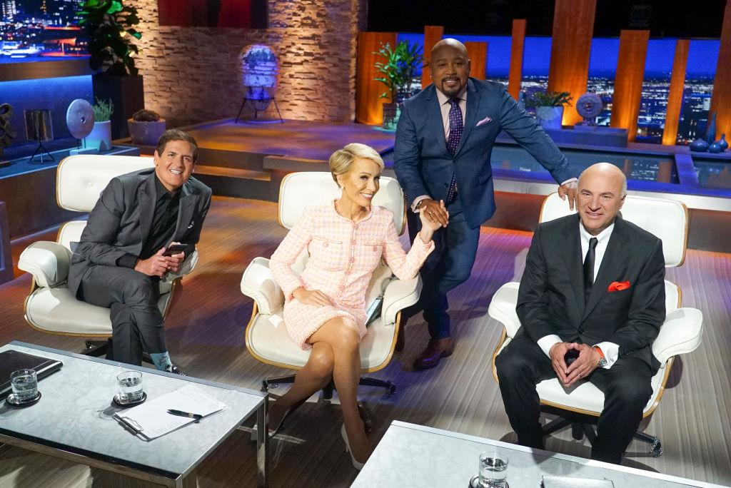 "Mark Cuban, left, and Kevin O'Leary, right, serve as the investors, called ""sharks,"" on ""Shark Tank."" (Photo: Eric McCandless/ABC via Getty Images)"