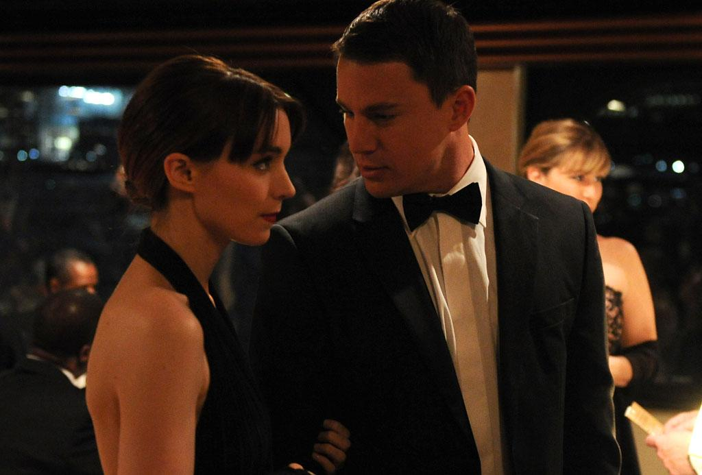 "Rooney Mara and Channing Tatum in Open Road Films' ""Side Effects"" - 2013"
