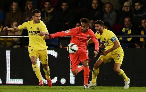 Barca into Cup final thanks to Neymar double