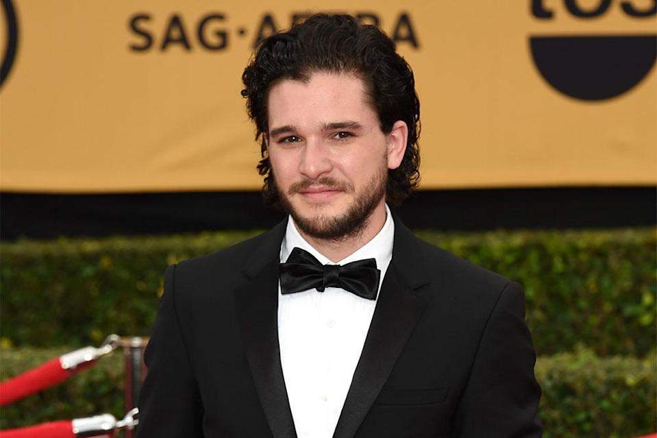 Kit Harrington 'Game of Thrones's Jon Snow has already proved he can leave viewers worldwide swooning, plus he's already tried his hand at big screen spy action in 'Spooks: the Greater Good.' At 28 he's probably too young for Bond, and at 5'8'' too short – plus, how does he look without the long hair and beard?