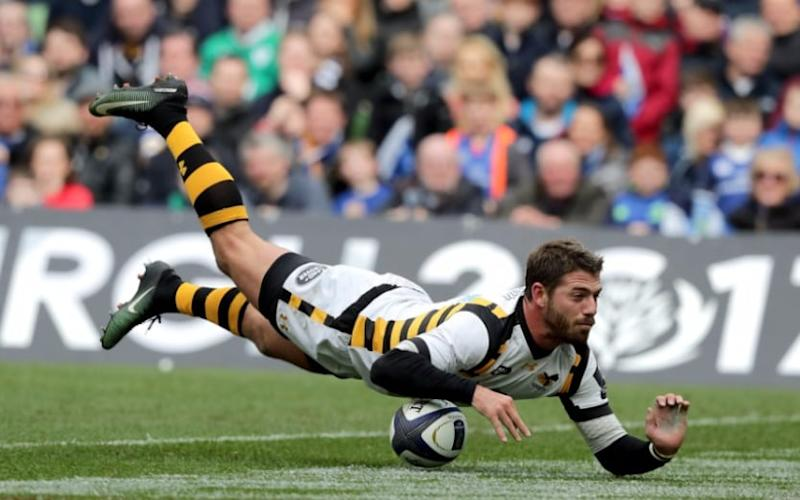 Willie Le Roux cost Wasps a certain try - Getty Images