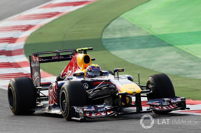 """2011: Red Bull-Renault RB7 <span class=""""copyright"""">Sutton Motorsport Images</span>"""