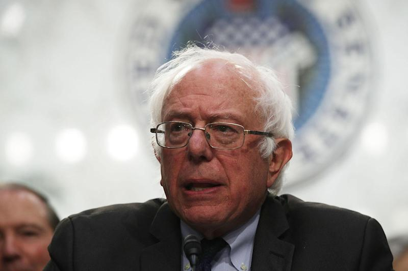 Mr Sanders wants to build a grassroots movement from the ground up: Getty