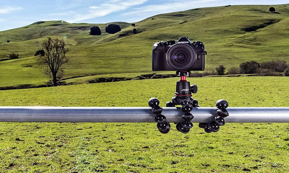 An item from the Engadget 2021 Father's Day gift guide: Jobo Gorillapod