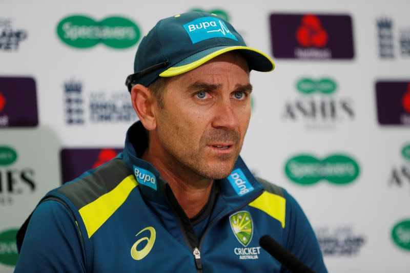 Australia coach hoping for rain for third test in smoky Sydney