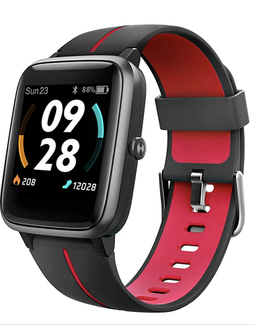 UMIDIGI Uwatch3 Smart Watch with GPS - Amazon, $57 (originally $70)