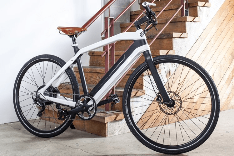 Diavelo Zeitgeist is an electric bike, but you wouldn't know just from looking at it