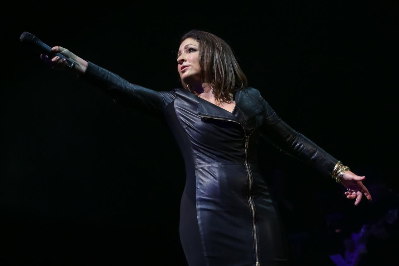 """<p>The durable star, who was born in Havana, Cuba and raised in Miami, has had 11 top 10 hits, combining solo releases and her earlier hits fronting Miami Sound Machine. The tally includes three No. 1s, """"Anything For You,"""" """"Don't Wanna Lose You"""" and """"Coming Out Of The Dark."""" Estefan's last big crossover hit was """"Music Of My Heart,"""" a 1999 collabo with *NSYNC. (Photo:Brent N. Clarke/WireImage)</p>"""