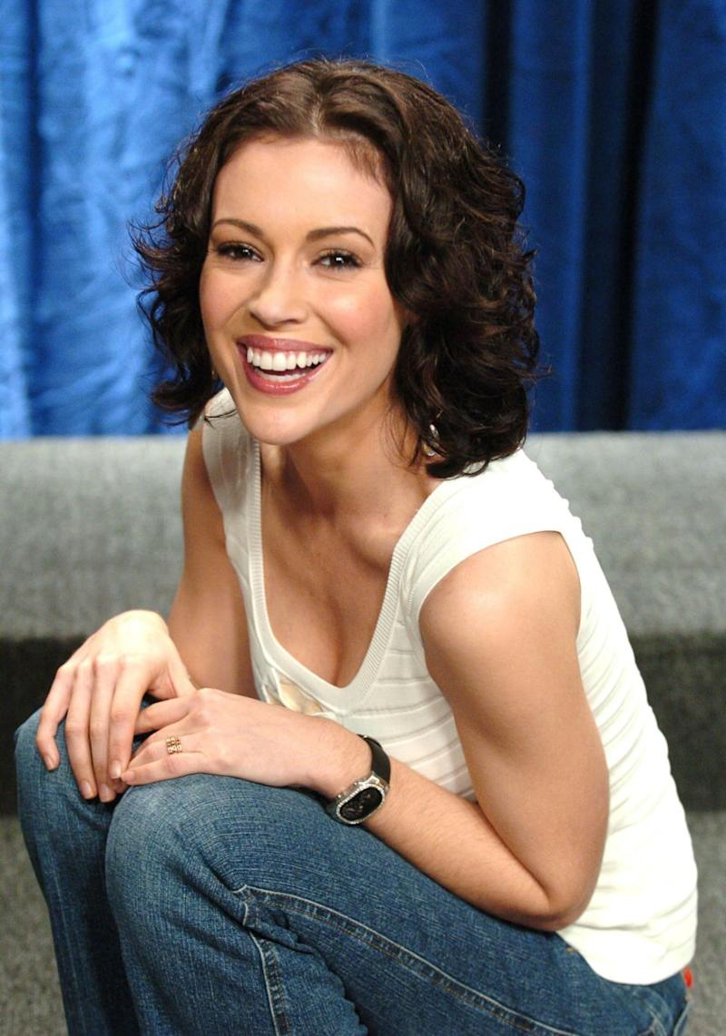 Alyssa previously starred on hit show Charmed. Source: Getty