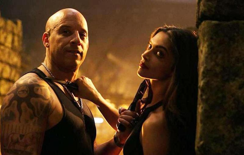 After several years working in India's major film industry, Bollywood, Deepika recently made her debut in Hollywood, starring in xXx: The Return Of Xander Cage, opposite Vin Diesel. Source: Paramount