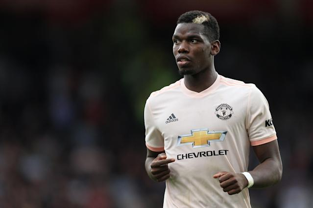Paul Pogba insists he's 'not the one talking about United future' just 24 hours after talking about United future