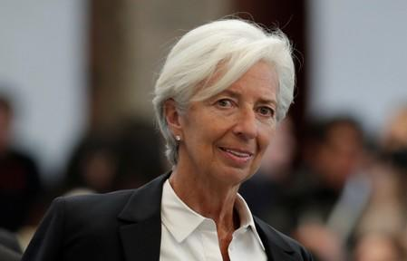 IMF Managing Director, Christine Lagarde, Explains Why She's Quitting