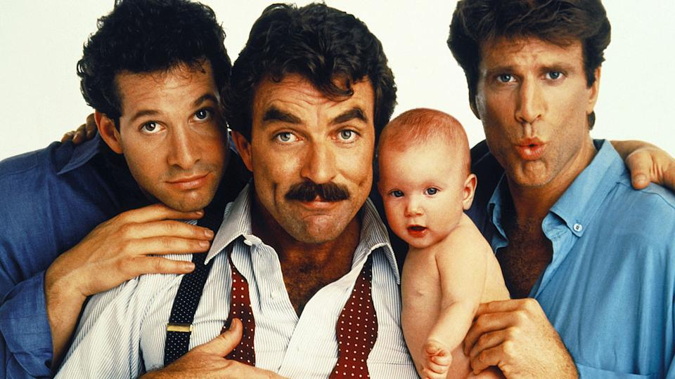 Three Men and a Baby reboot