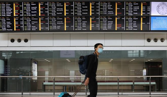 Hong Kong has been in talks with 11 countries about potential travel bubbles, though no timelines have yet been established. Photo: Winson Wong