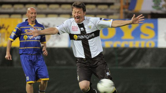 Parma FC Old Glories Charity Match