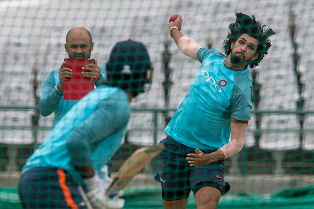 Ishant Sharma will prepare for India's tour of England this summer by linking up with English county side Sussex for the first two months of the season.