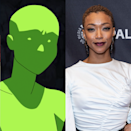 <p>Martin-Green, who now stars on <em>Star Trek: Discovery</em>, was also a <em>Walking Dead</em> cast member. Here she voices Green Ghost, who is the <em>Invincible</em> version of Green Lantern.</p>
