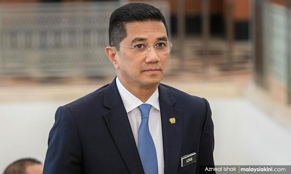 'Promises breached' - Azmin seeks to strike out constituents' suit