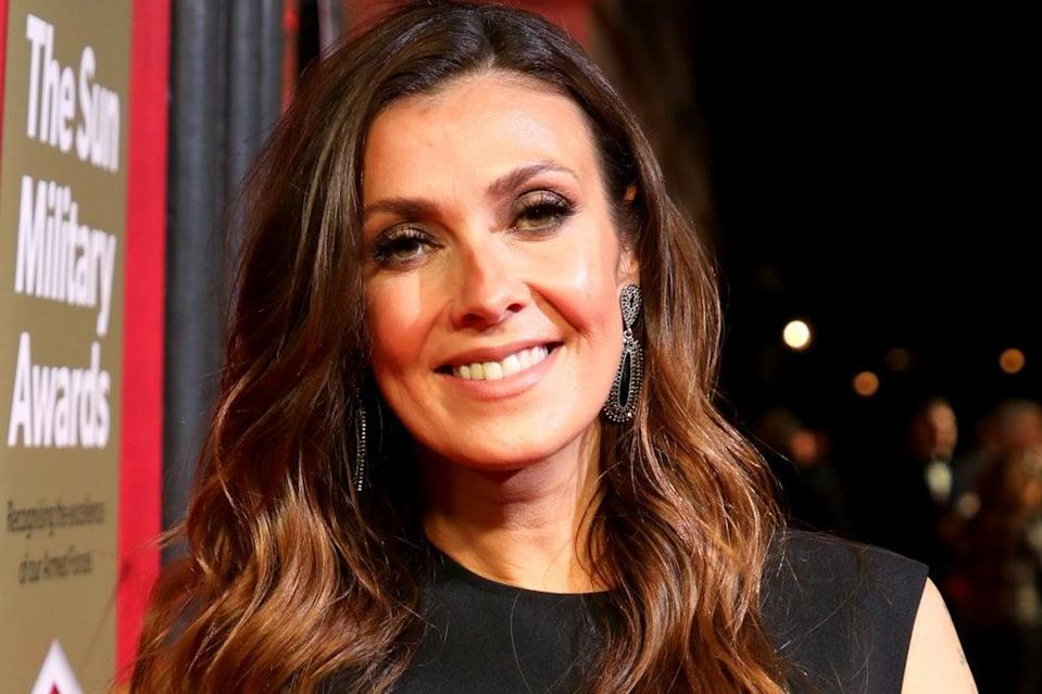 Kym Marsh has been taking a break from Morning Live  (PA)