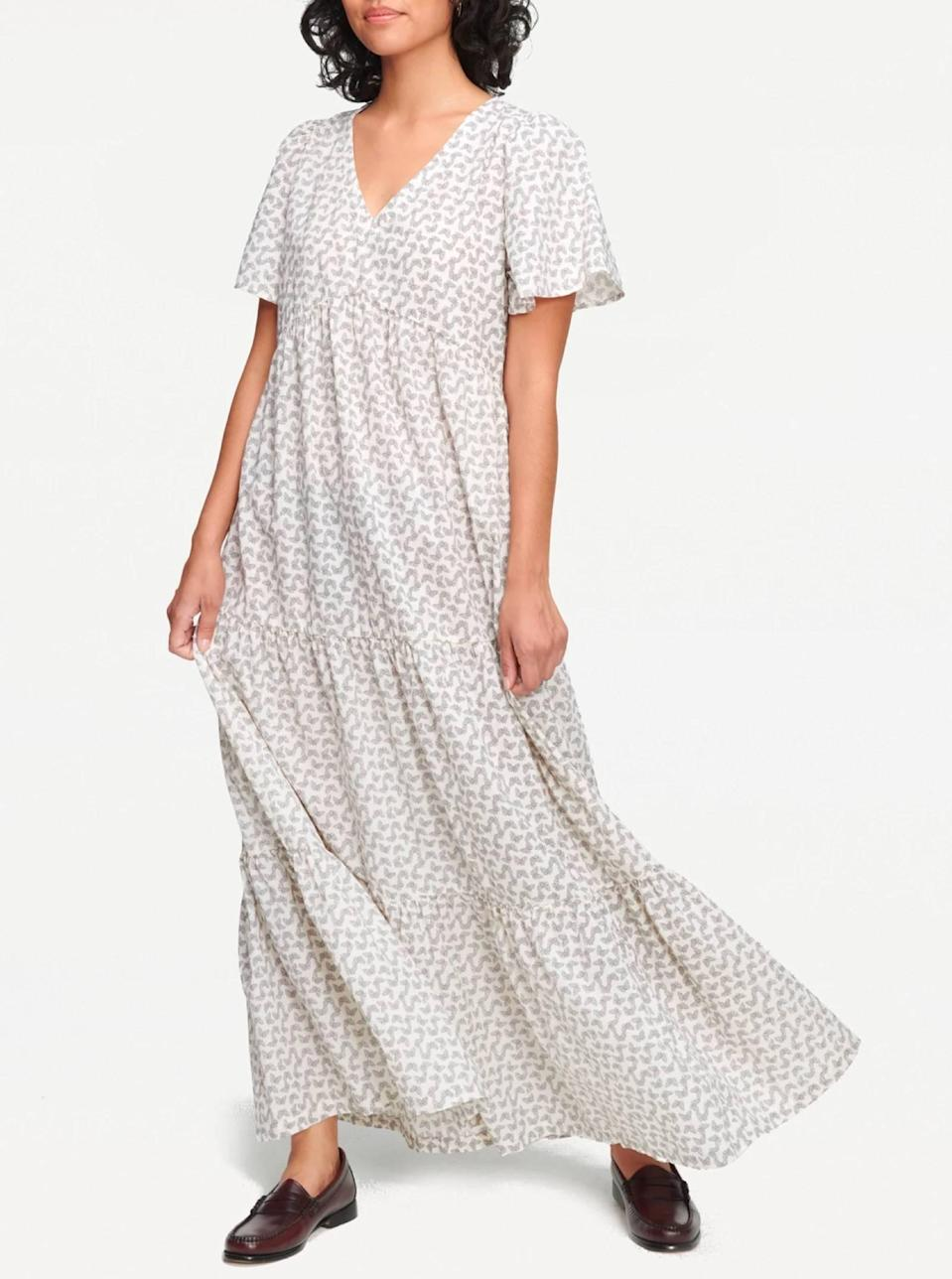 """Catch us napping, frolicking, and selfie-ing all summer long in this flawless maxi dress from Lacausa. $160, Lacausa. <a href=""""https://www.lacausaclothing.com/collections/dresses/products/juniper-dress-tan"""" rel=""""nofollow noopener"""" target=""""_blank"""" data-ylk=""""slk:Get it now!"""" class=""""link rapid-noclick-resp"""">Get it now!</a>"""