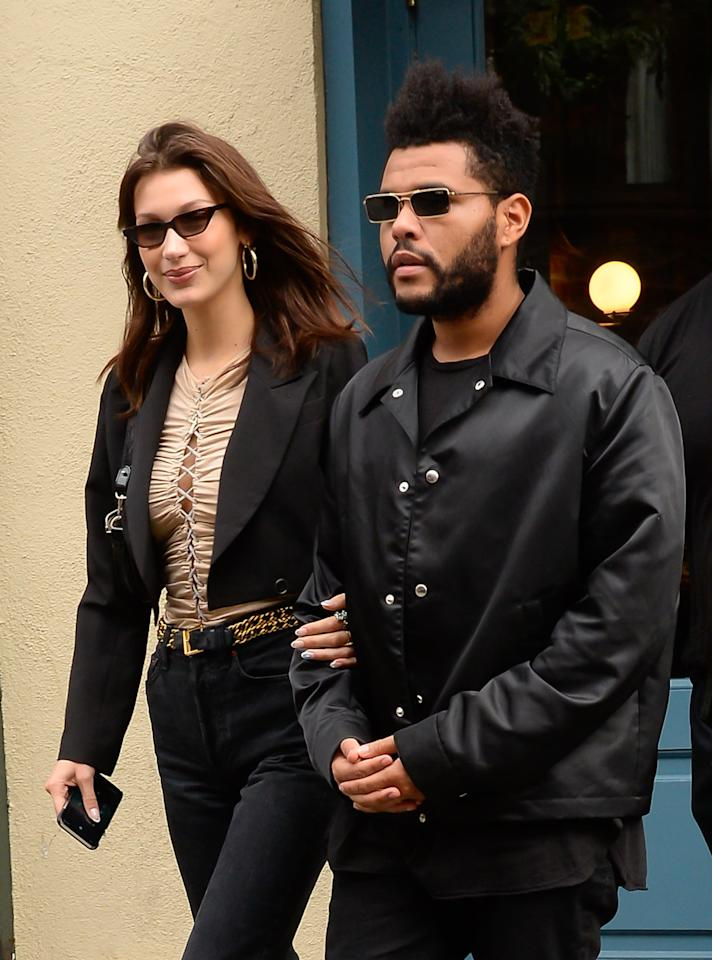 """<p>In case you haven't heard the news yet, Bella Hadid and The Weeknd are back on. The couple reportedly reconciled at Bella's 23rd birthday party on Thursday, two months after their split. Personally, Bella and The Weeknd are one of my favorite celebrity couples, so I really hope they can make it work this time around.</p> <p><a href=""""https://www.popsugar.com/celebrity/are-bella-hadid-weeknd-back-together-46753856"""" class=""""shopnow ga-track"""" target=""""_blank"""" data-ga-category=""""Related"""" data-ga-label=""""https://www.popsugar.com/celebrity/are-bella-hadid-weeknd-back-together-46753856"""" data-ga-action=""""In-Line Links"""">Read More</a></p>"""