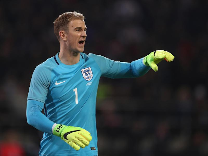 Hart insisted that all players should be taking responsibility, not just the captain: Getty
