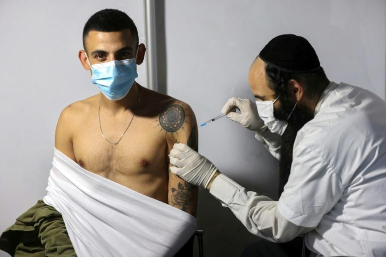 Israel's vaccination campaign has got moving faster than other advanced nations