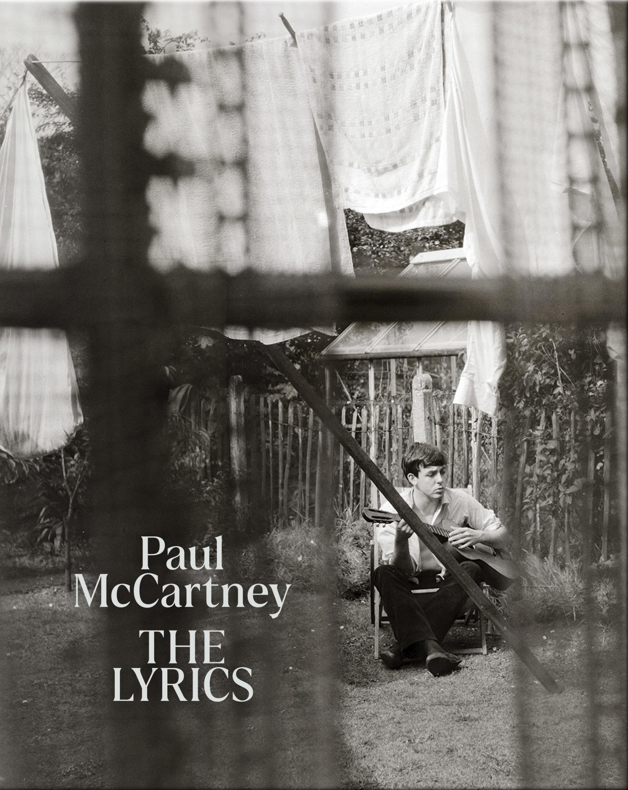 Paul McCartney The Lyrics will be published this year (Allen Lane/ Penguin Press and Liveright/ WW Norton)