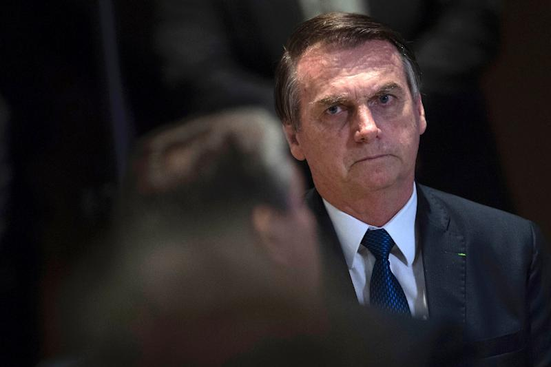 Brazilian President Jair Bolsonaro has been criticized for his environmental policies, especially over their impact on indigenous peoples and the Amazon region