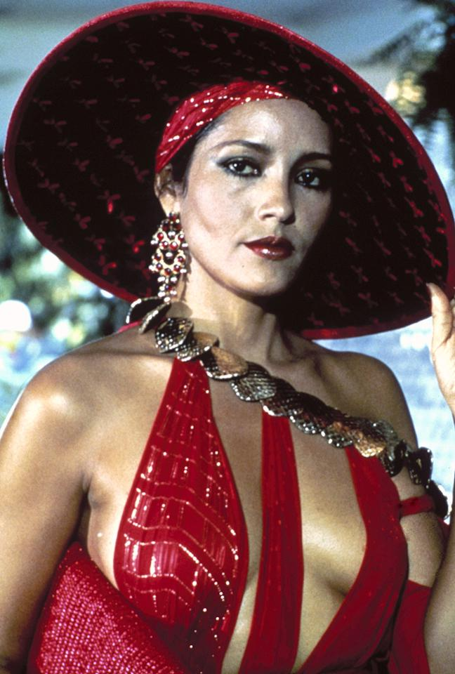 "FATIMA BLUSH   MOVIE: <a href=""http://movies.yahoo.com/movie/1800099797/info"">Never Say Never Again</a>  ACTRESS: <a href=""http://movies.yahoo.com/movie/contributor/1800050091"">Barbara Carrera</a>  ALLEGIANCE: SPECTRE, assigned to Maximillian Largo.  LAST SEEN: Exploding after getting shot with a miniature rocket grenade.  SPECIAL SKILLS: Scuba diving, pistol marksmanship, snake wrangling."