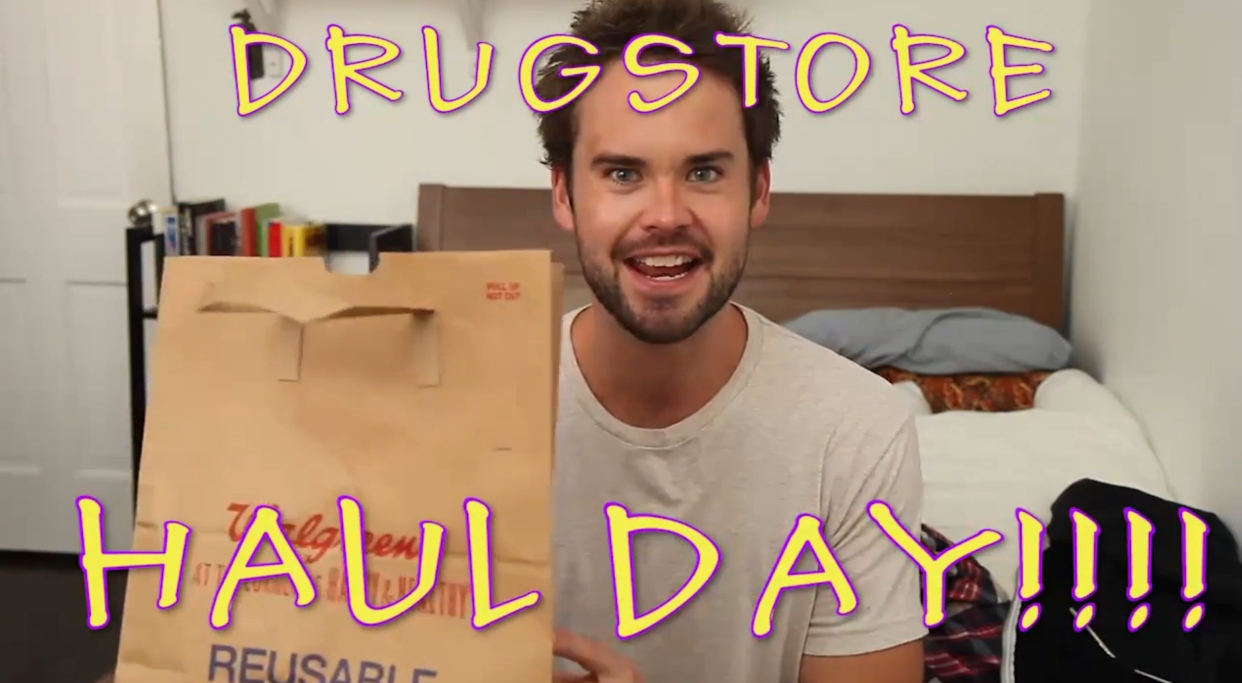 What if guys made the haul videos?