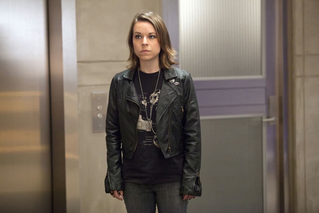 "Tina Majorino in the ""True Blood"" episode, ""Everybody Wants to Rule the World."""