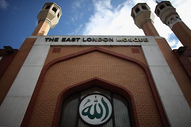 <p>LONDON, ENGLAND:  The London Muslim Centre is one of the largest mosques in the United Kingdom. </p>