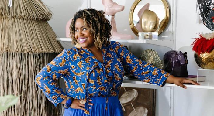 Dressing Rooms Interiors Studios, owned by Ariene C. Bethea, is reopening May 14 by appointment only.