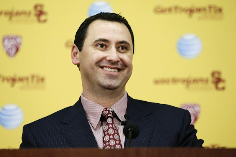 Sarkisian plans immediate title contention at USC