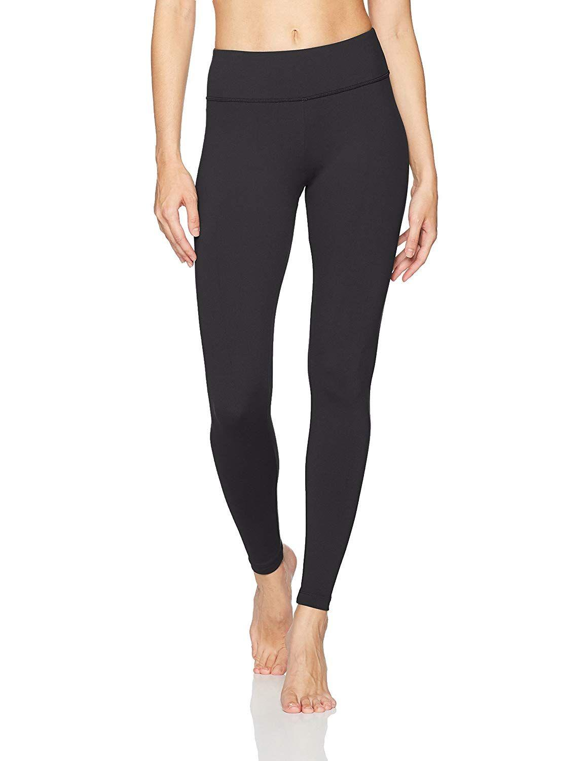 """<h3><a href=""""https://www.amazon.com/Danskin-Womens-Signature-Waist-Legging/dp/B0713XWYT1"""" rel=""""nofollow noopener"""" target=""""_blank"""" data-ylk=""""slk:Danskin Wide Waist Yoga Ankle Legging"""" class=""""link rapid-noclick-resp"""">Danskin Wide Waist Yoga Ankle Legging</a></h3> <p>4.3 out of 5 stars and 123 reviews</p> <p><strong>Promising Review:</strong> If you're looking for a pair of leggings that will work throughout the hot summer, commenter <a href=""""https://www.amazon.com/gp/customer-reviews/R3ROHNLFVF34HS"""" rel=""""nofollow noopener"""" target=""""_blank"""" data-ylk=""""slk:Charlene Boyd"""" class=""""link rapid-noclick-resp"""">Charlene Boyd</a> says these can withstand the Florida heat: """"...<br>Grabbed these for a Disney World bounding outfit. It was dreadfully hot but never really noticed that I was wearing pretty thick leggings. Similarly, I expect they will be quite comfortable in cooler months as well. They are opaque, fit well, and definitely do not slide. The thick band helped slim my remaining baby pooch so I felt great wearing them. Highly recommend.""""</p> <br> <br> <strong>Danskin</strong> Signature Wide Waist Yoga Ankle Legging, $24, available at <a href=""""https://www.amazon.com/Danskin-Womens-Signature-Waist-Legging/dp/B0713XWYT1"""" rel=""""nofollow noopener"""" target=""""_blank"""" data-ylk=""""slk:Amazon"""" class=""""link rapid-noclick-resp"""">Amazon</a>"""