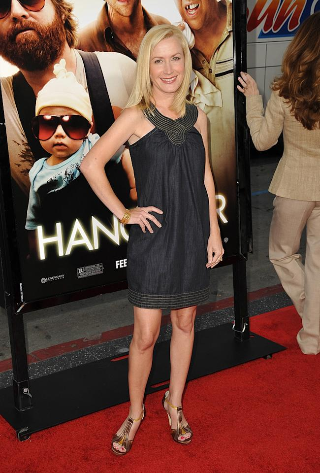 """Angela Kinsey at the Los Angeles premiere of <a href=""""http://movies.yahoo.com/movie/1810044687/info"""">The Hangover</a> - 06/02/2009"""