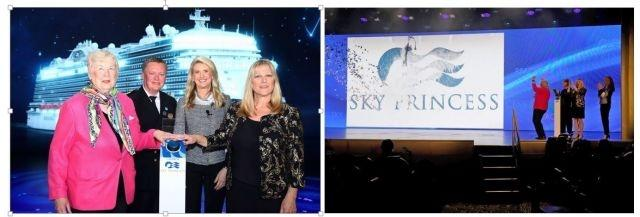 From sea to sky, newest ocean liner honors women in space