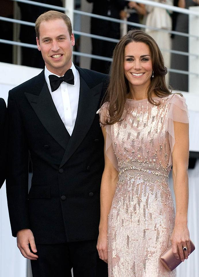 "Britain's most beloved royal couple -- Prince William, Duke of Cambridge and Catherine Duchess of Cambridge, otherwise known as Will and Kate -- got all gussied up for the the 10th Annual ARK (Absolute Return for Kids) Gala Dinner at Kensington Palace in London on Thursday. Samir Hussein/<a href=""http://www.wireimage.com"" target=""new"">WireImage.com</a> - June 9, 2011"
