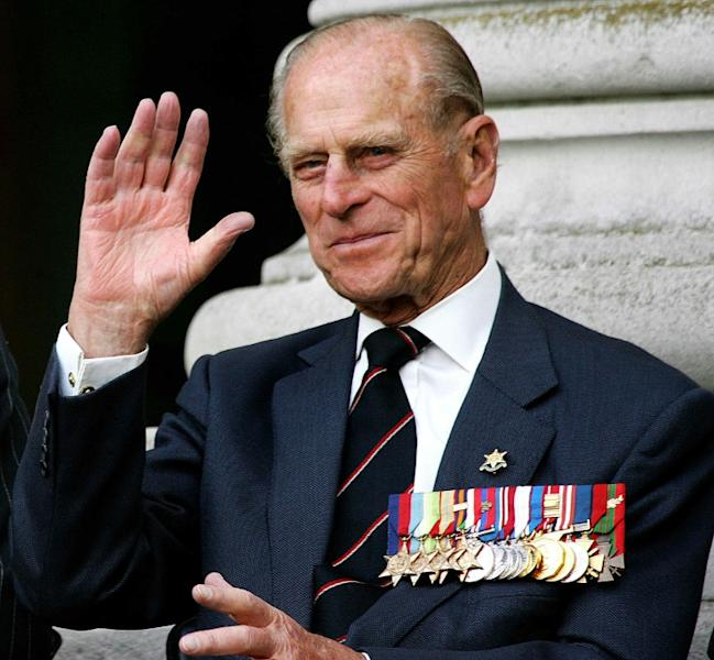Prince Philip has been at the queen's side for decades