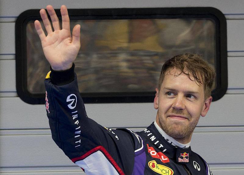 Vettel hoping for resurgence at Chinese GP