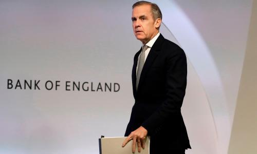 Outgoing Bank of England head to face questions over audio leak