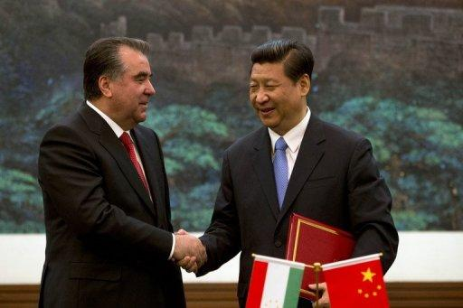 China confirms new gas pipeline through Tajikistan