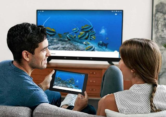Here's how to mirror your smartphone or tablet onto your TV