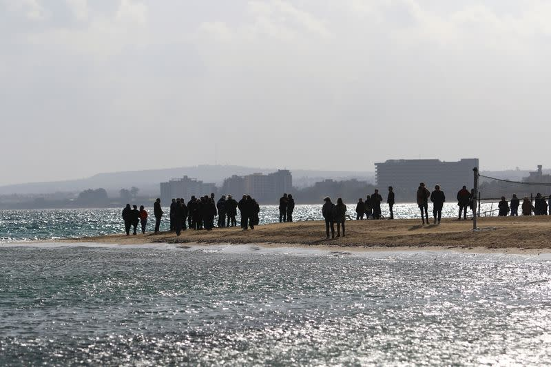 Cyprus says plan to re-open part of abandoned Varosha illegal