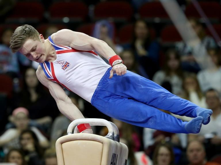 British gymnasts treated 'like pieces of meat': Wilson