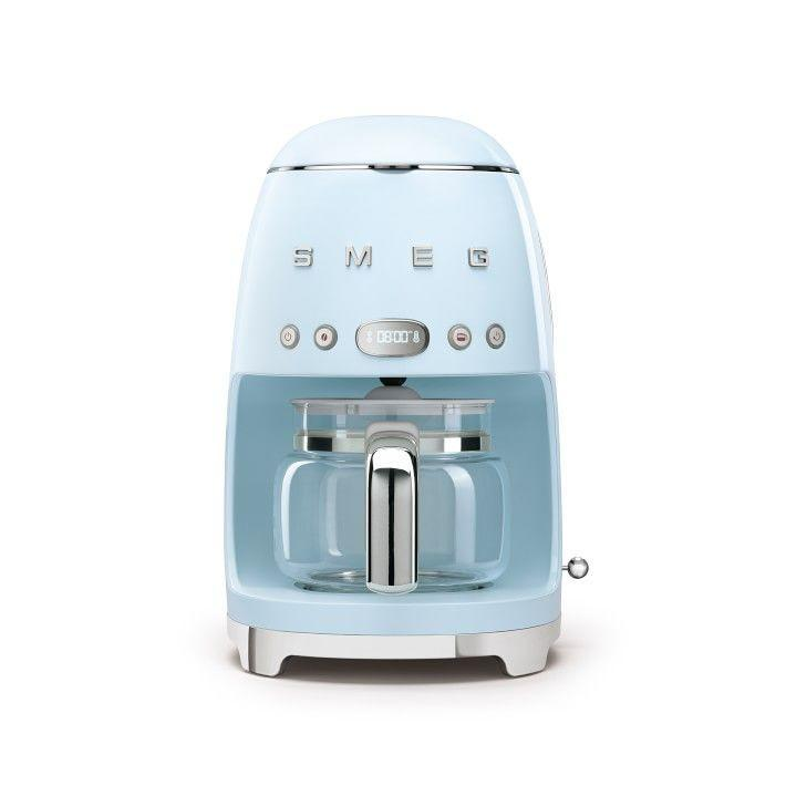 """<p><strong>Smeg</strong></p><p>williams-sonoma.com</p><p><strong>$239.95</strong></p><p><a href=""""https://go.redirectingat.com?id=74968X1596630&url=https%3A%2F%2Fwww.williams-sonoma.com%2Fproducts%2Fsmeg-drip-coffee-maker_0&sref=https%3A%2F%2Fwww.townandcountrymag.com%2Fstyle%2Ffashion-trends%2Fg32701003%2Feco-friendly-gifts%2F"""" rel=""""nofollow noopener"""" target=""""_blank"""" data-ylk=""""slk:Shop Now"""" class=""""link rapid-noclick-resp"""">Shop Now</a></p><p>A Smeg product isn't merely a cute, retro gift: sustainability is built into the Italian company's ethos. All appliances are made with easily recyclable materials and even the brand's headquarters has received awards for its green initiatives. </p>"""